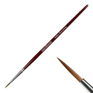 Army Painter Basecoating Pinsel