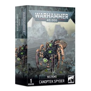 Necrons Kanoptech-Spinne