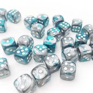 Gemini Steel-Teal/white