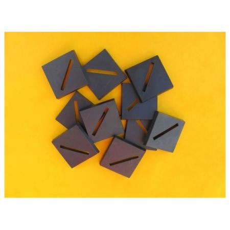 25mm x 25mm Bases diagonal (10)