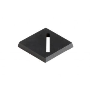 25mm x 25mm Bases diagonal (10)