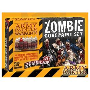Zombicide Zombie Core Paint Set