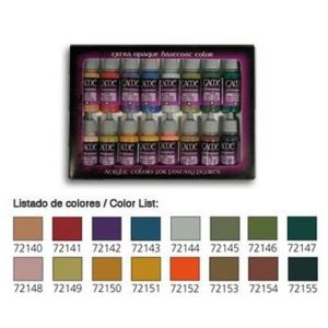 Game Color: Extra Opaque Basecoat Colours (16)