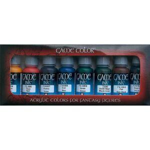 Game Color Set Inks