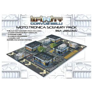 Moto.tronica Scenery Pack