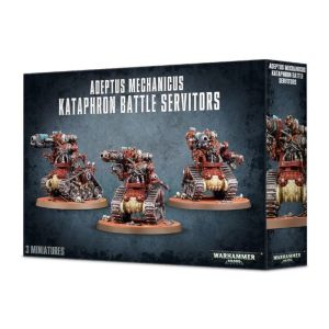 Ad Mech Kataphron Battle Servitors