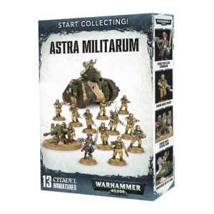 Start Collecting! Astra Militarum