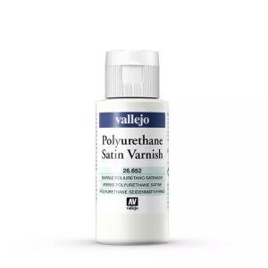 Satin Acrylic-Polyutherane Varnish