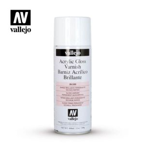 Premium Varnish Spray Brillante Gloss