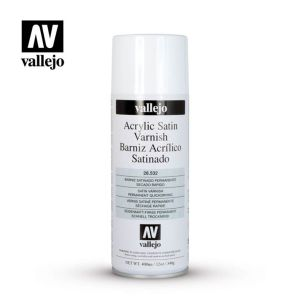 Premium Varnish Spray Satin