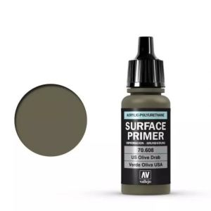 Surface Primer U.S. Olive Drab