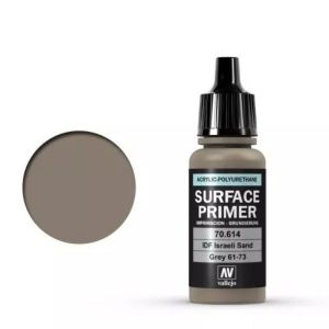 Surface Primer IDF Israeli Sand Grey