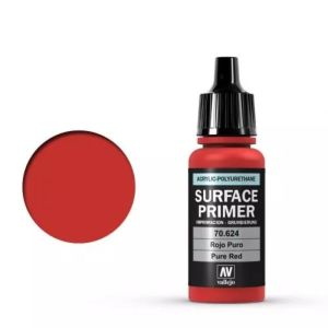 Surface Primer Pure Red