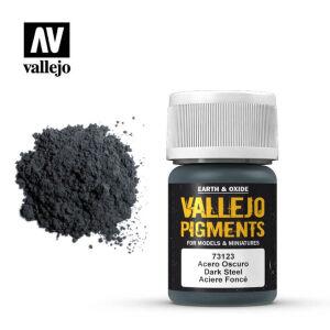 Pigment Dark Steel
