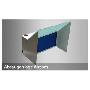 Absauganlage AirCom, 17W Basismodul