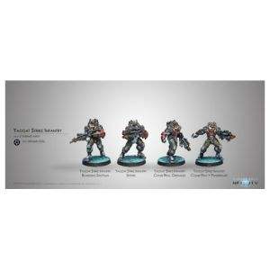 Yaogat Strike Infantry