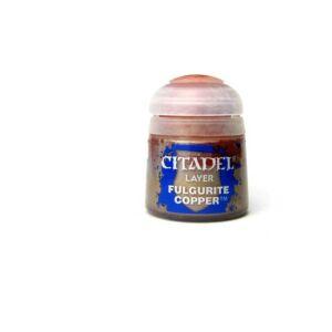 Fulgurite Copper