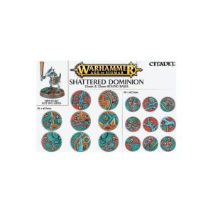 Shattered Dominion: 25 - 32mm Bases