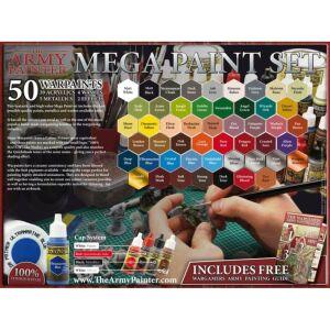 Warpaints Mega Paint Set 2017