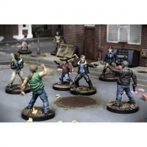 The Walking Dead Miniatures Game - Core Set