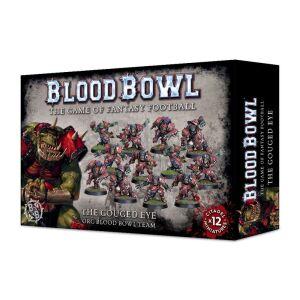 Ork Blood Bowl Team