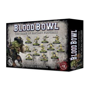 Goblin Blood Bowl Team
