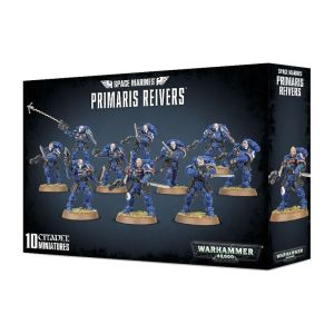 Space Marines Primaris Reivers