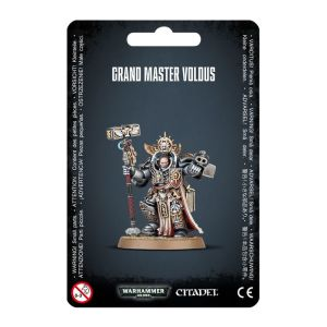 Grey Knights Grand Master Voldus