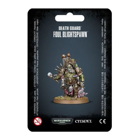 Death Guard Foul Blightspawn
