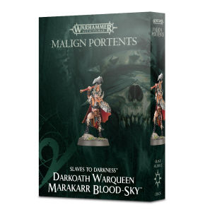 Darkoath Warqueen Marakarr Blood Sky