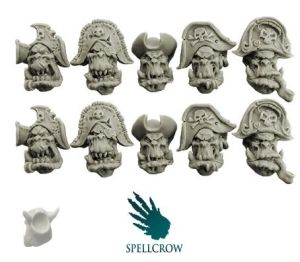 Orcs Freebooters Heads ver. 1