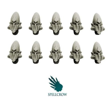 Space Elves Helmets