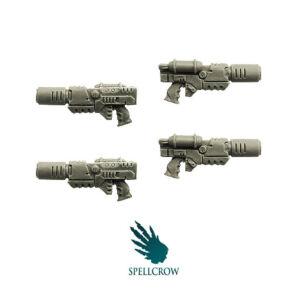 Melting Guns