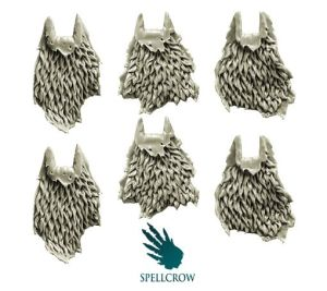 Furry/Wolves Cloaks