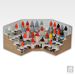 Farbhaltermodul - Ecke (Ø 26 mm)