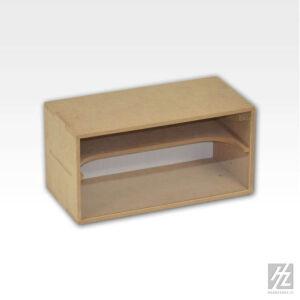 Vitrine für Miniaturen (klein)