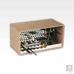 Pinsel und Werkzeugmodul