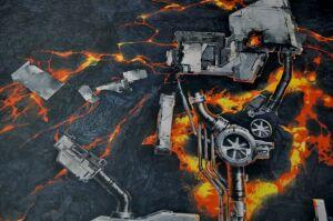 6x4 Deathworld Forge limitiert