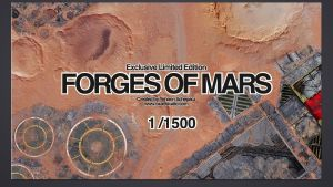 6x4 Forges of Mars limitiert
