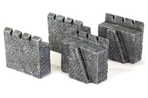 Medieval Castle Set