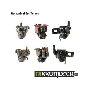 Mechanical Orc Torsos (6)