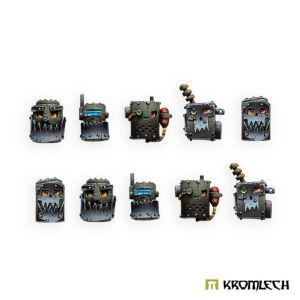 Clanking Destroyer Heads (10)