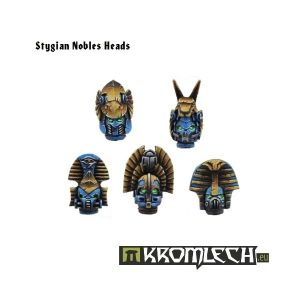 Stygian Nobles Heads (10)