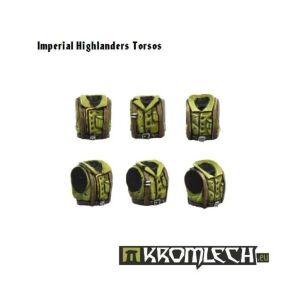 Imperial Highlanders Torsos (10)