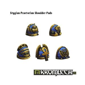 Stygian Praetorian Shoulder Pads (10)