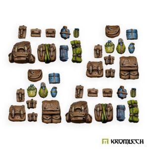 Militia Backpacks & Pouches