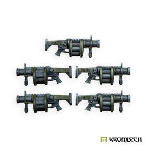 Guardsmen Grenade Launchers (5)