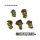 Orc Cutthroats Heads (10)