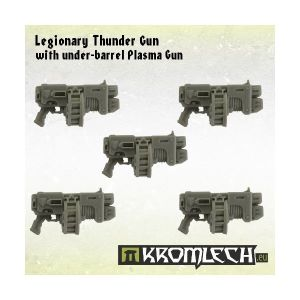 Legionary Thunder Gun with under-barrel Plasma Gun (5)