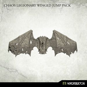 Chaos Legionary Winged Jump Pack (5)